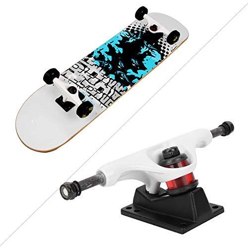 2 Stücke Skateboard LKW Professionelle 4-8 Zoll Aluminium Magnesium Legierung Skate Board Standard LKW für Longboard Ersatz