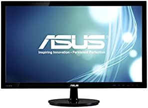 ASUS VS278Q-P 27in Full HD 1920x1080 1ms DisplayPort HDMI VGA Monitor (Renewed)