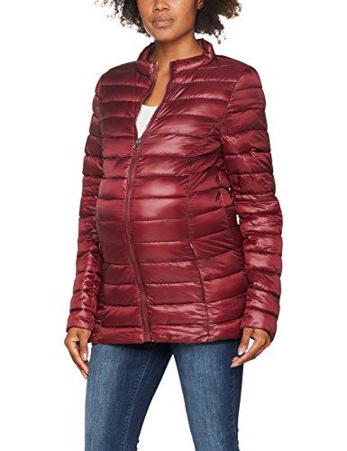 Esprit Maternity Jacket U1784451 Veste de Maternité, Rouge (Tawny Red 634), 36 Femme
