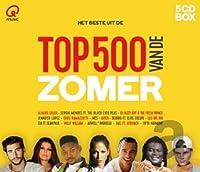 Qmusic Top 500 Zomer '16