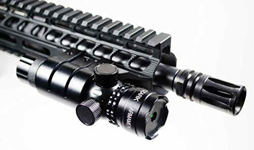 Green Laser Sight System by Ozark Armament