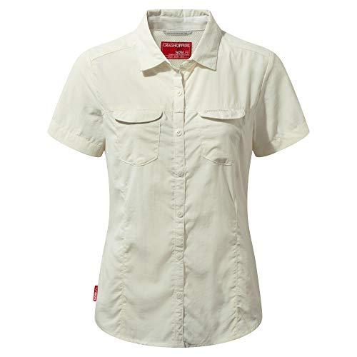 Craghoppers NL ADV SS Shirt Camicia Maniche Corte Mujer
