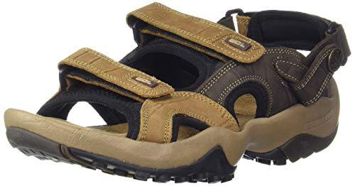 Woodland Men's Gd 1033111y15 Camel Sandal-7 UK (41 EU) (Leather)