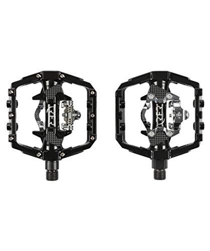 RFR Fahrradpedale Flat mit klick-System schwarz (200) 0