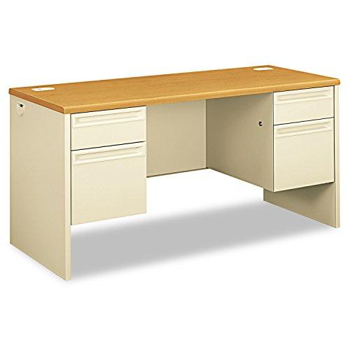 Furniture Kneespace Credenza - 8