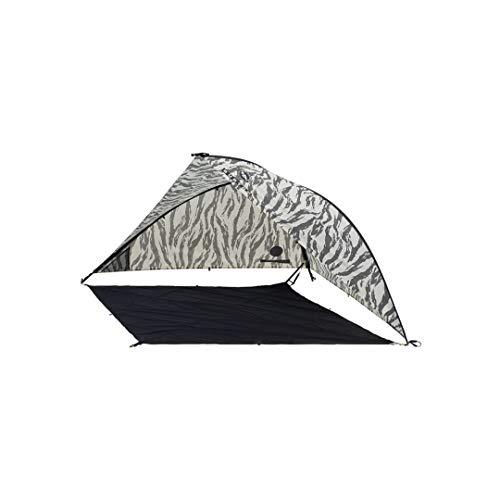 Burton(バートン) 防水 耐水 キャンプ タープ シェルター 簡単 設営 日よけ 雨よけ 収納バッグ付き ビッグ...