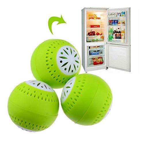Neutralizador de Odores P/geladeiras e Anti Deteriorização Alimentos Fresh Fridge Balls