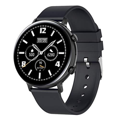 Reloj Inteligente con Pantalla A Color GW33, Pulsera Inteligente, Llamada Bluetooth, Podómetro De Frecuencia Cardíaca, IP68, Deportes A Prueba De Agua, Rastreadores De Actividad Física,A