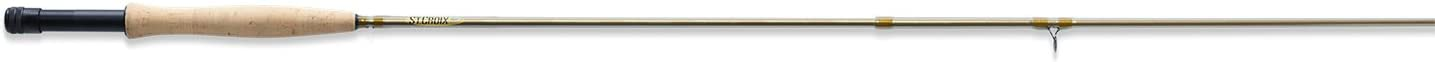St. Croix Rio Ranking TOP6 Santo Free shipping anywhere in the nation 9ft Fly Fishing 4pc Rod 6wt