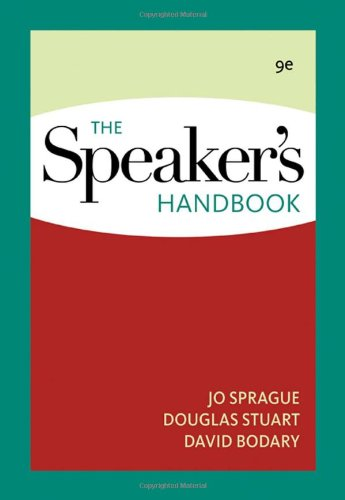 The Speaker's Handbook