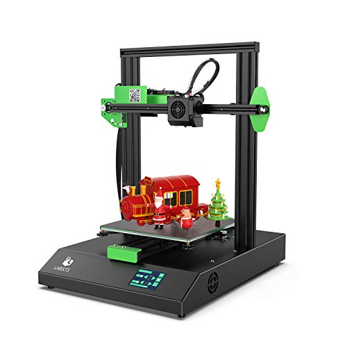 LABISTS 3D Printer with Touch Screen for PLA, ABS Filament, 220 x 220 x 250 mm, Auto Leveling, Filament Run out Detection, Power Failure Resume Print,Fast Assembly and Fast Print