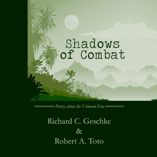 Shadows of Combat audiobook cover art