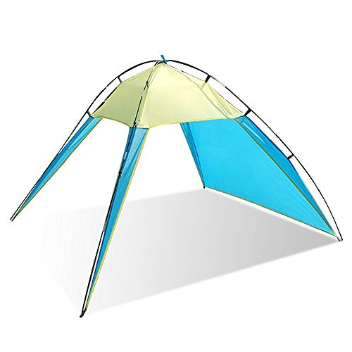Beach Tent Outdoor UV Protection Awning Is Breathable And Durable Suitable for Camping Hiking And Fishing