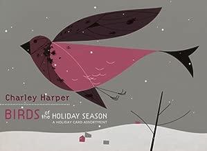 Charley Harper Birders Ho-Card