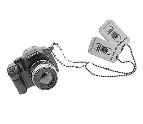 geo-versand Travelbug +CopyTag+ Fotoapparat trackbar Anhänger mit Licht und Ton Geocaching Tbals Anhänger für Geocaching Travelbug oder Traveltag Digitalkamera, Fake Camera, Spielzeug fotoapparat