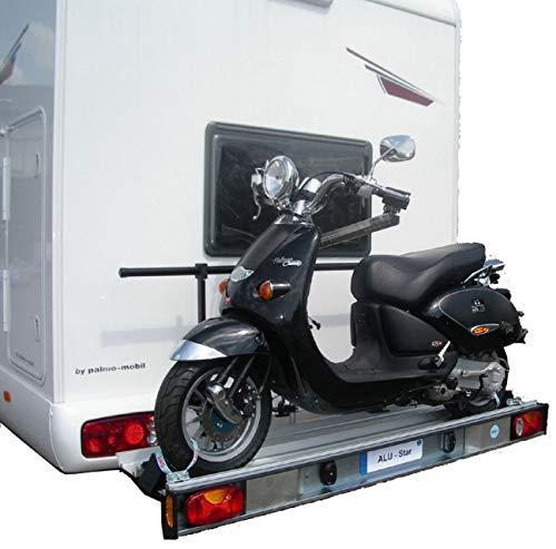 SMV-Metall GmbH Portabicicletas trasero para caravana Fiat Ducato X250/X290 (a partir de...
