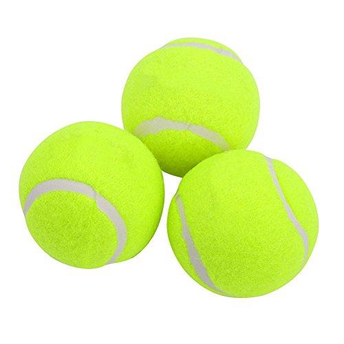 VGEBY Pelota de Tenis, Accesorio de Tenis de Alta competición elástico de...
