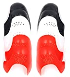 Mosa Store Shoes Creases Protector Prevent Sports Shoes Crease Toe Box Anti-Wrinkle Shoes Indentation Men's 7-12/ Women's 5-8 (6 Pairs)