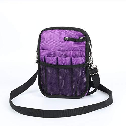 EWAT Bolsas de enfermería Enfermera Fanny Pack Cinturón Utilidad Kit Herramientas de Enfermería Bolsillo Organizador de Enfermera Cintura Bolsa de la Cadera