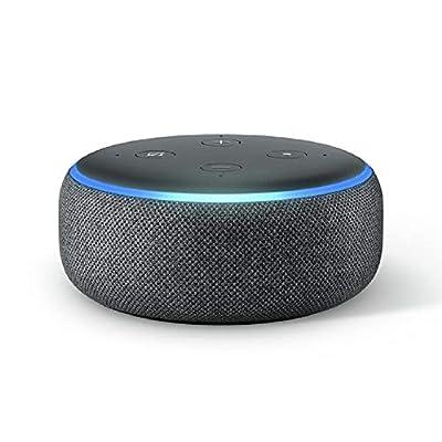 Amazon Echo Dot Smart Speaker with Alexa - Charcoal from UKB