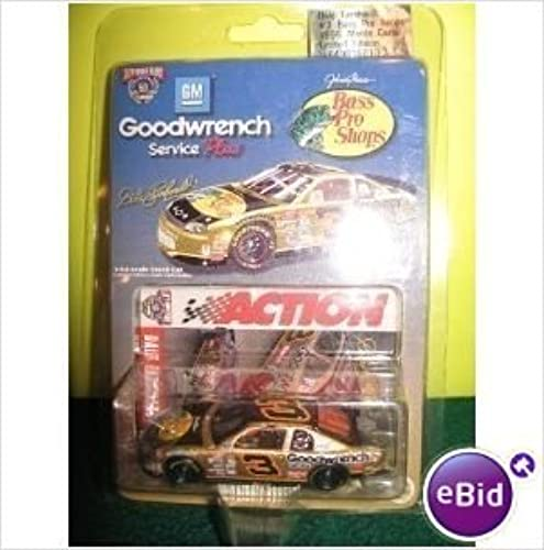 1998 Dale Earnhardt  3 Bass Pro Monte Carlo 1 64 Scale Diecast Action Racing Collectables Limited Edition by Action
