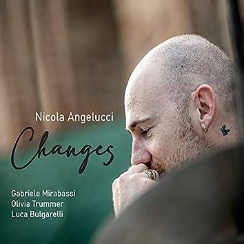 Changes (feat. Gabriele Mirabassi, Olivia Trummer, Luca Bulgarelli)