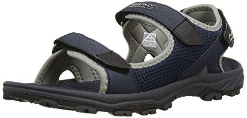 Regatta Terrarock, Men's Ankle Strap Sandals, Grey (Seal Grey), 7 UK (41 EU)