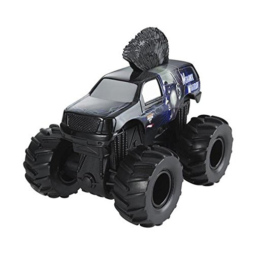 Mattel - B3174 - Voiture Miniature - Hot Wheels® - 1/16 Monster Trucks - Monster Jam® - Maniac