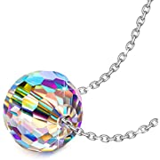 Jewelry for Women NINASUN 'Fantastic World' Gifts for Women Swarovski crystal necklace with sterling silver chain gifts for mom jewelry
