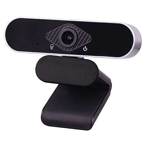 Live HD 1080P Webacm, kabellose Webcam für Plug and Play, USB-Kamera für...