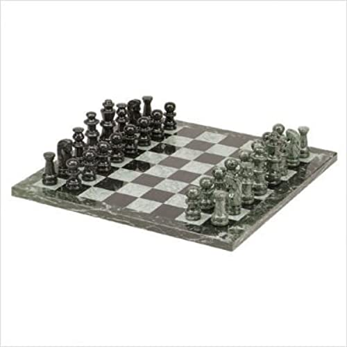 CHH Imports 16 Inch Marble Chess Set by CHH