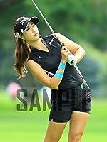 キム・ハヌル 2L判写真1枚+おまけ2枚 女子ゴルフ A5