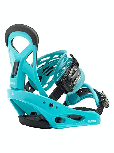 Burton Kinder Smalls SURF Blue Snowboard Bindung, S