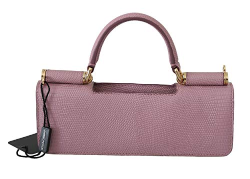 100% Authentic Dolce & Gabbana 100% Leather Exclusive - Amazing Craftsmanship Made in Italy