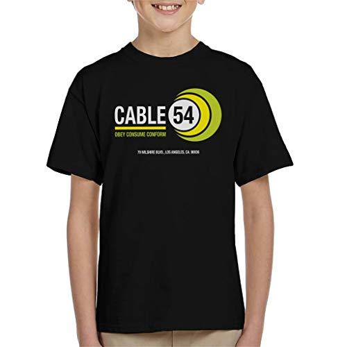 Cloud City 7 ze leven kabel 54 kind T-Shirt