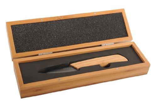DM CREATION 00199 Couteau Bambou/Céramique 10 cm