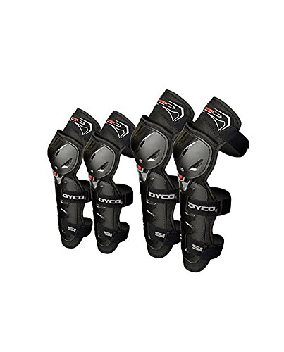 Scoyco K11H11-2 Motorcycle Knee and Elbow Guards Pads 4Pcs