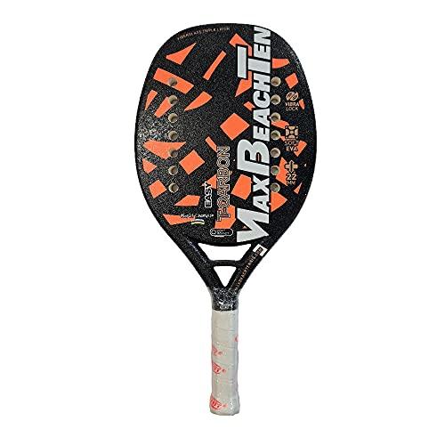 MBT Max Beach Tennis - Raqueta de tenis de playa Easy T-Carbon 2021