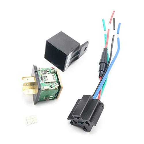 nengzhuzu CJ720 Car Relay GPS Tracker GSM Locator Remote Control Anti-Theft Device