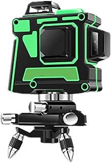 Niveles de láser verde 3D 12 líneas, Autonivelación 360