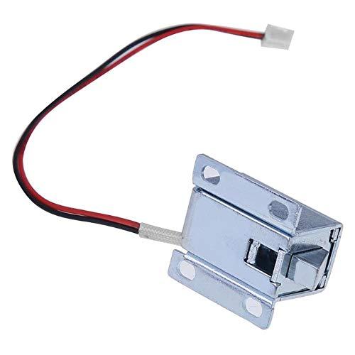 ERKDH Mini Piccolo elettrovalvola Serratura elettromagnetica Armadio Elettrico Serratura cassetto Serratura Automatica Serratura Automatica miglioramento Domestico 1 pz