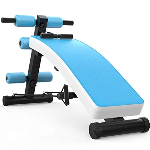 Best Bargain LSX--Dumbbell Bench Dumbbell Bench, Multifunctional Fitness Equipment Sit-up Board Fitn...
