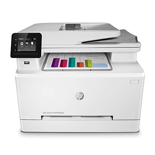 HP Colour LaserJet Pro M283fdw Multi-Function Printer (3 Years HP Commercial Warranty)