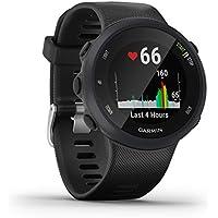 Garmin Forerunner 45/G Reloj Multisport, Unisex Adulto, Negro, L