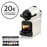 Krups Nespresso Inissia XN1001 - Cafetera monodosis de cápsulas Nespresso, 19 bares,...