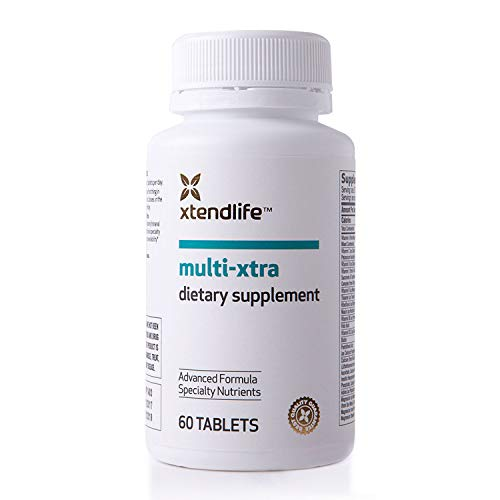 Xtend-Life Multi-Xtra Multivitamin for Women, Men, and Children, 48 Vitamins, Minerals, and...