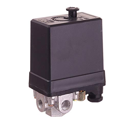 Neu 400V 5,5kW Druckschalter Druckluftschalter Schalter für Kompressor Kompressoren
