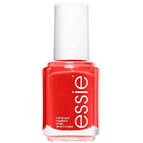 Essie Nagellack für farbintensive Fingernägel, Nr. 63 too too hot, Rot, 13.5 ml
