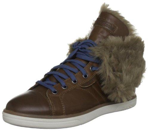 Björn Borg Footwear Alize Mid 1241133801 - Zapatillas Fashion de Cuero Nobuck...