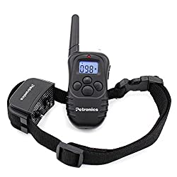 Petronics Rechargeable Shock Training Collar